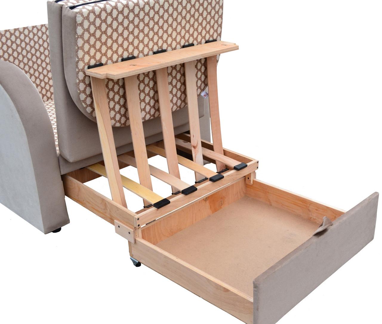 Как раскладывается кресло кровать