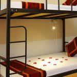 Классическая кровать из железа