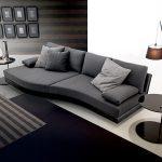 Асиметричный диван
