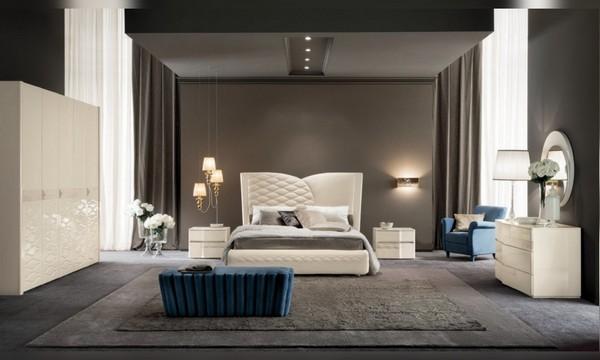 современная кровать Dall'Agnese