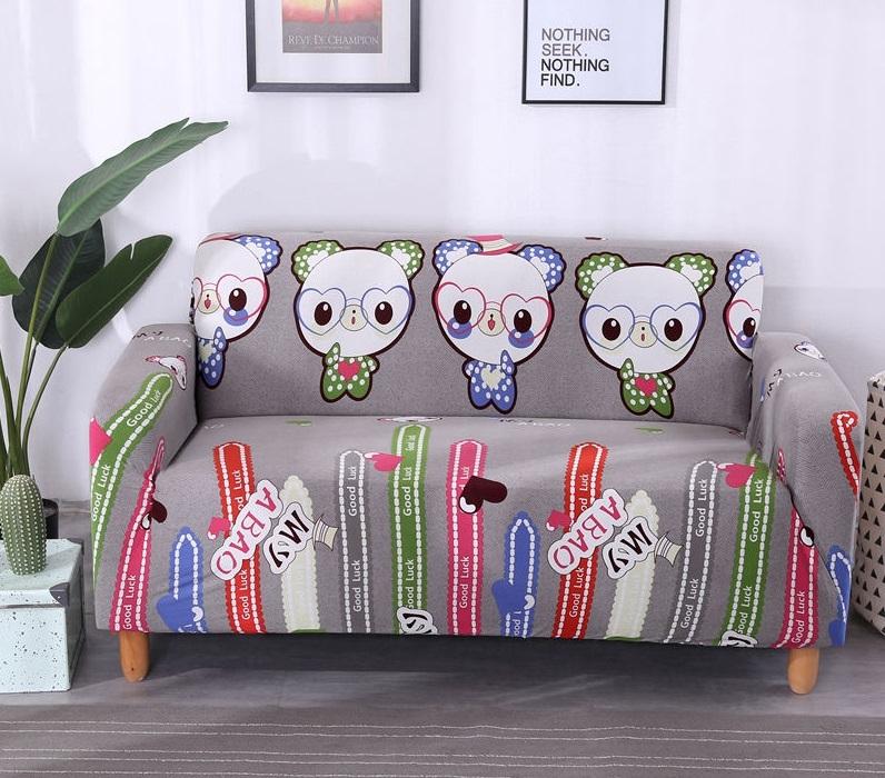 Чехол на диван для детской