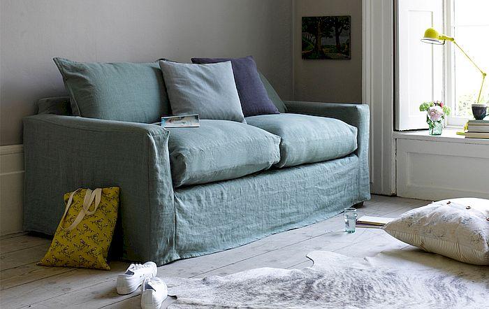 Чехол на диван для спальни