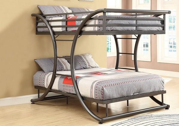 Кровать Gunmetal Full