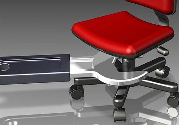 Газлифт офисного кресла