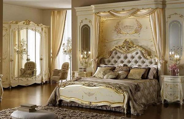 Кровать от Ghezzani