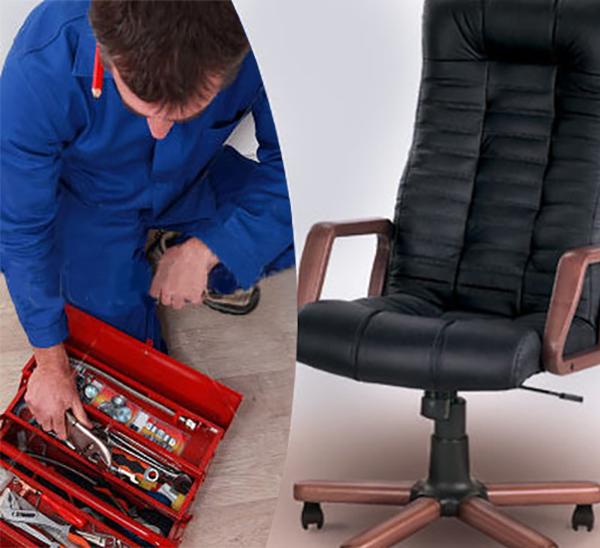 Инструменты для ремонта компьютерного кресла