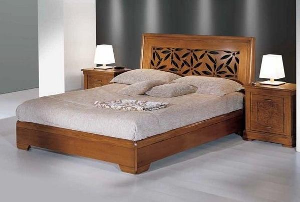 Итальянская кровать двуспальная