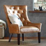 Изысканное кожаное кресло