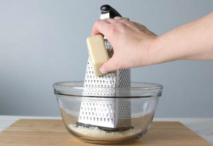 Как сделать мыльный раствор