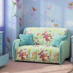 Красивый детский диван