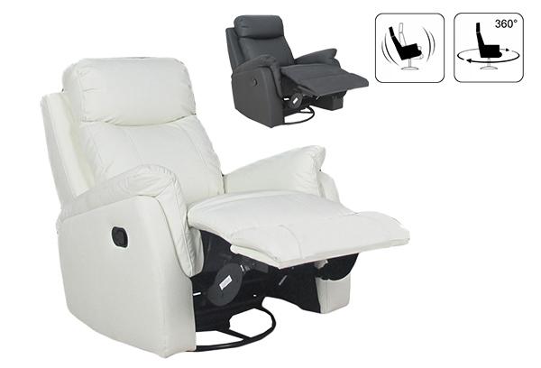 Кресла реклайнеры с электроприводом