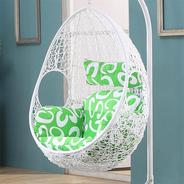 Кресло в виде яйца подвесное