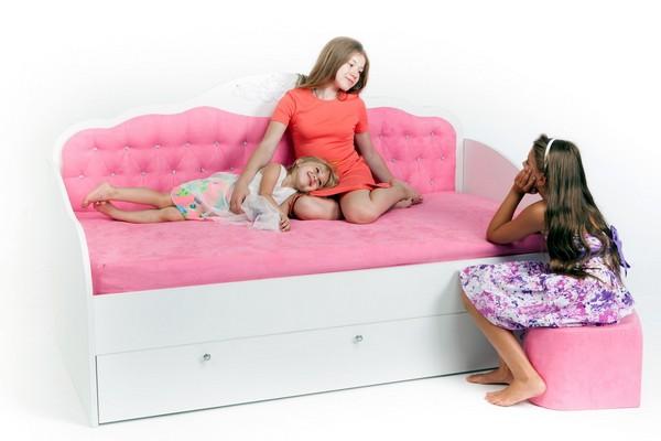 Детская кровать-диванчик