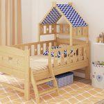 Кровать-домик детская