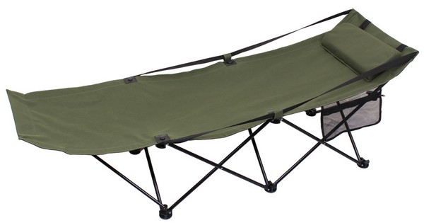 Кровать походная складная