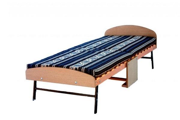 Кровать-раскладушка ортопедическая