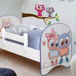 Кровать с рисунком