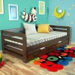 Кровать в комнату мальчика