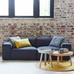 Лаконичный диван в стиле лофт
