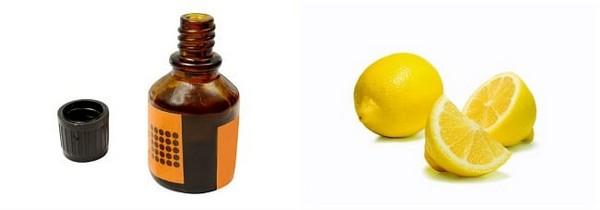 Лимонная кислота и йод
