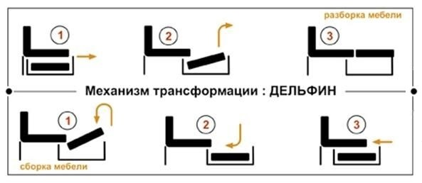 Механизм Дельфин