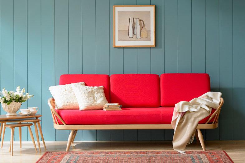 Модный диван