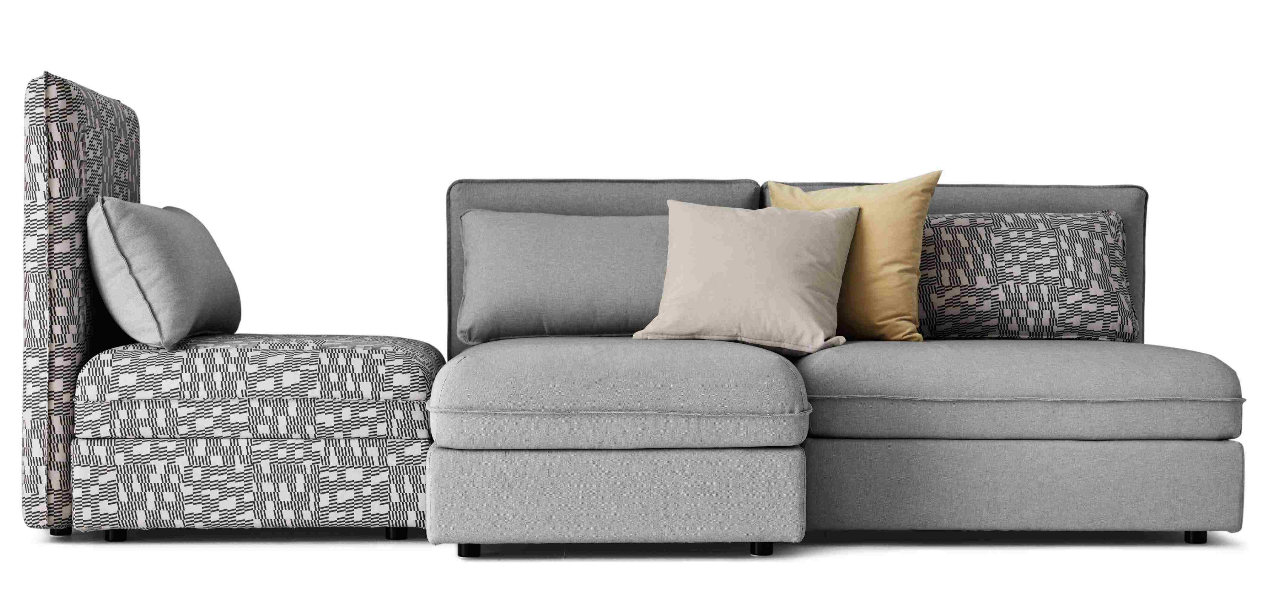 Модульный диван икеа