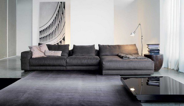 Модульный диван Hills Swan