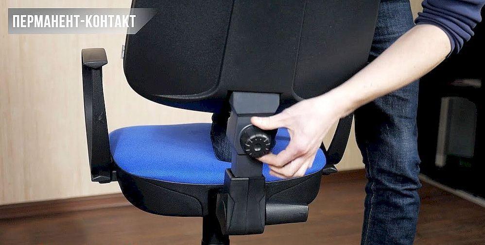 Перманент-контакт на кресло