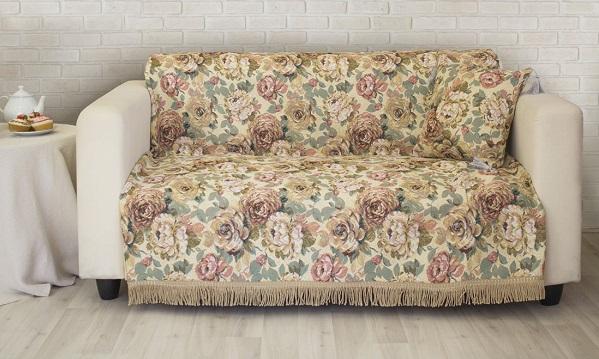 Плотный текстиль для пошива покрыала