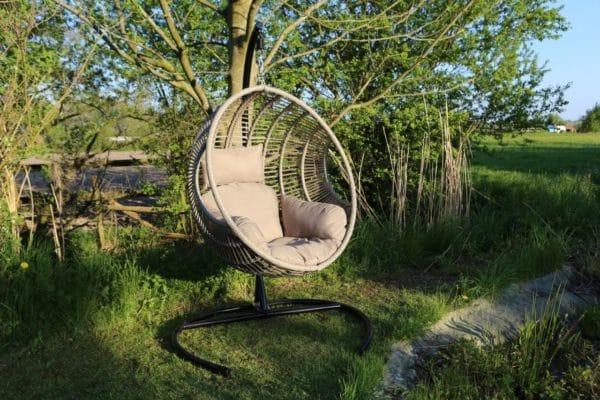 Подвесное кресло ротанг 60 сантиметров