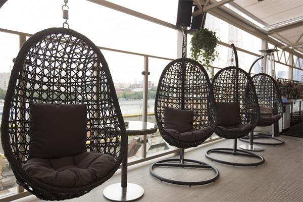 Подвесные кресла икеа металлические