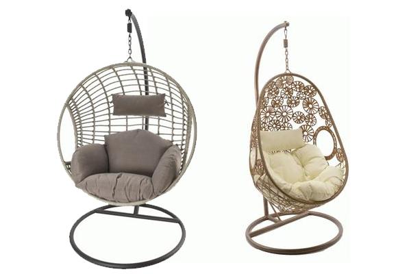 Подвисные кресла