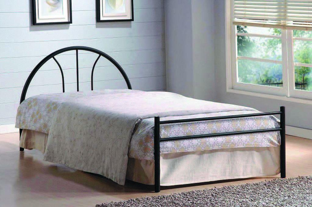 Заводская полуторная кровать