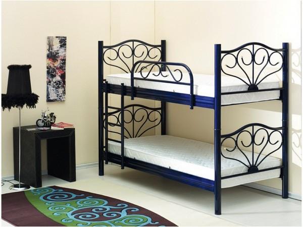 """Двухъярусная кровать из металла """"Rana"""""""