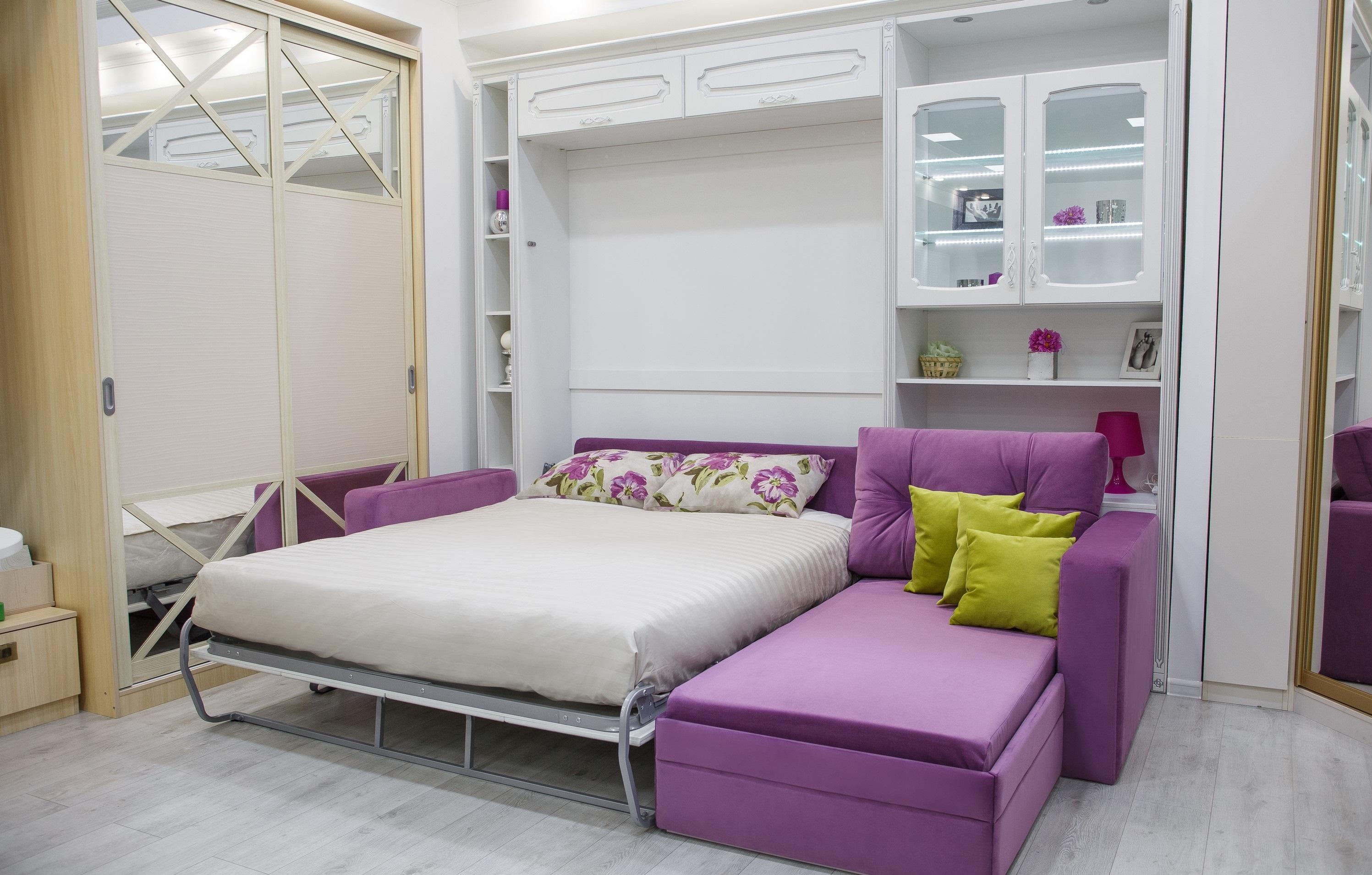 Раскладывающаяся кровать