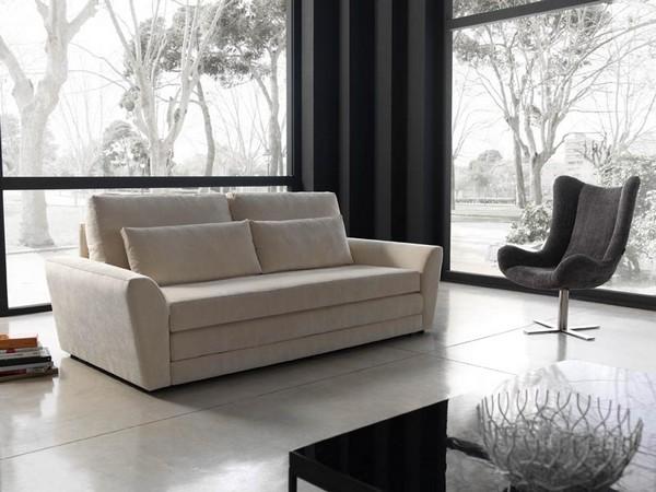Белый диван в классическом стиле