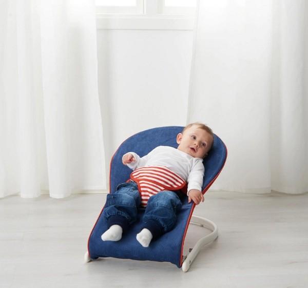 Переносное кресло для младенца