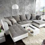 Удобный П-образный диван