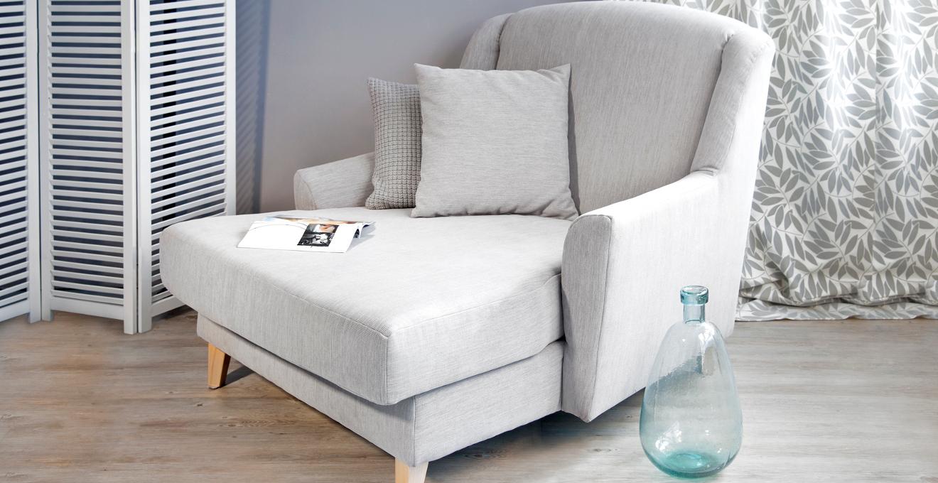 Уютное раскладное кресло