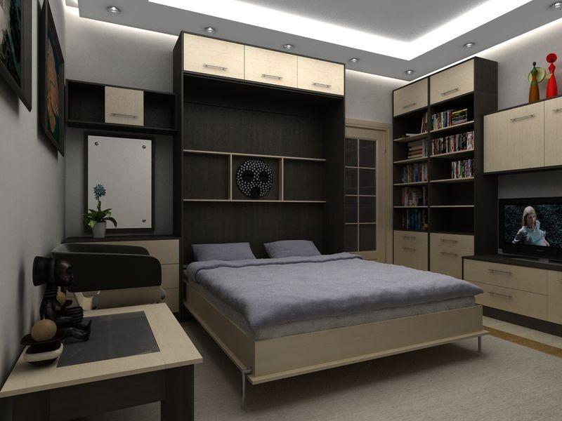 Вариант кровати-трансформера