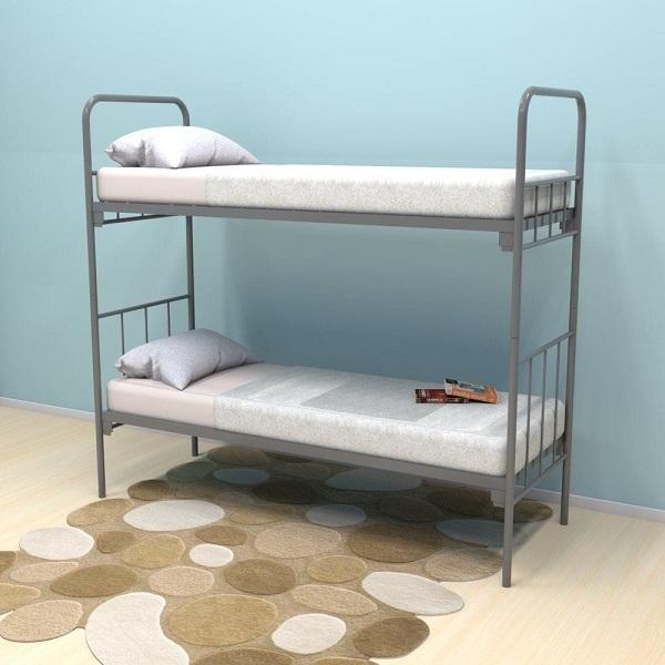 Армейская металлическая кровать