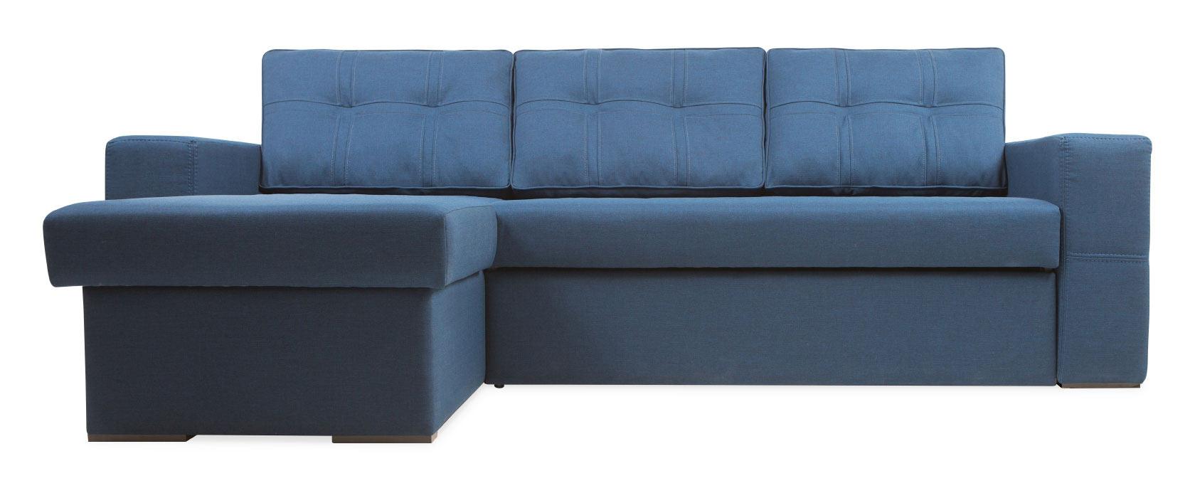 Синий диван своими руками