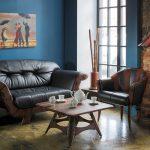 Оригинальная модель дивана в стиле лофт