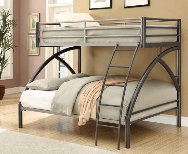 Двухъярусная кровать в стиле модерн