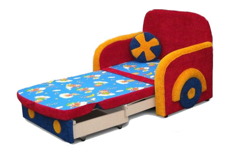 Выкатное кресло-кровать