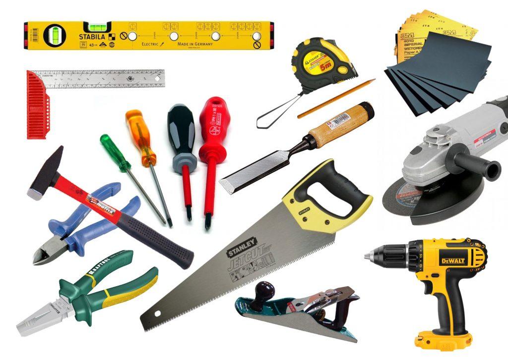 Инструменты для мебели