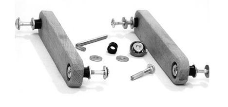 установка маятникового механизма