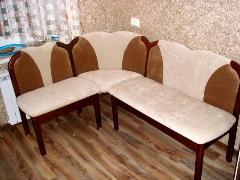 Ремонт кухонных уголков в Москве на дому недорого, цены