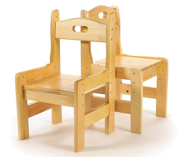 Детский стульчик своими руками из различных материалов для начинающих